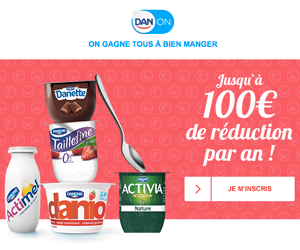 top coupons danone