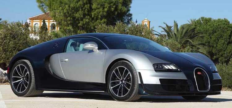 bugatti veyron - voitures-monde-chères