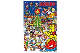 Haribo calendrier de l'avent