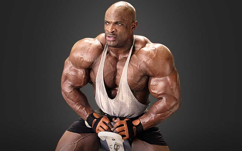 RONNIE COLEMAN bodybuilders top10
