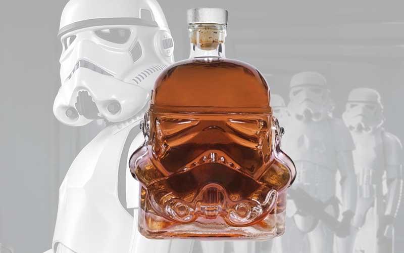 carafe stormtrooper - topofthetop