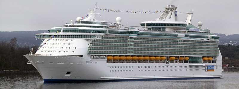 freedomoftheseas - plus grand bateau du monde - topofthetop