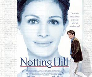 film de lover - coup de foudre à notting hill